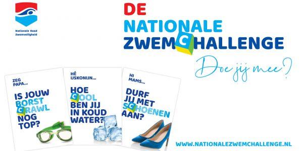 De Nationale ZwemChallenge: doe jij mee?