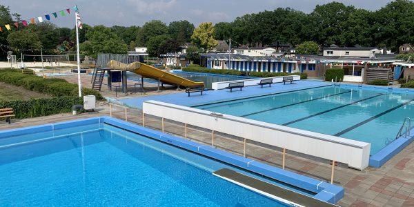 Zwembad Erica gaat open